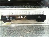 Micro Trains 48020 N-Scale 50' Gondola Straight Side w/ Drop Ends